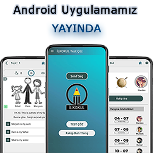 Test Çöz Android Uygulama